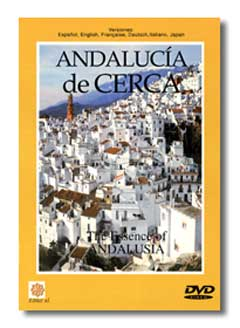 Andalusia in focus DVD