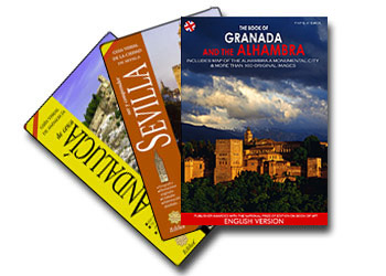 Guidebooks / Visual Guides / Sightseeing Guides about Andalusia and its Historic Cities